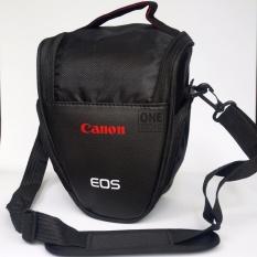 Túi tam giác đựng máy ảnh TG-CANON (Đen)