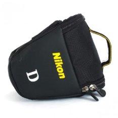 Túi tam giác đựng máy ảnh TG-NIKON (Đen)