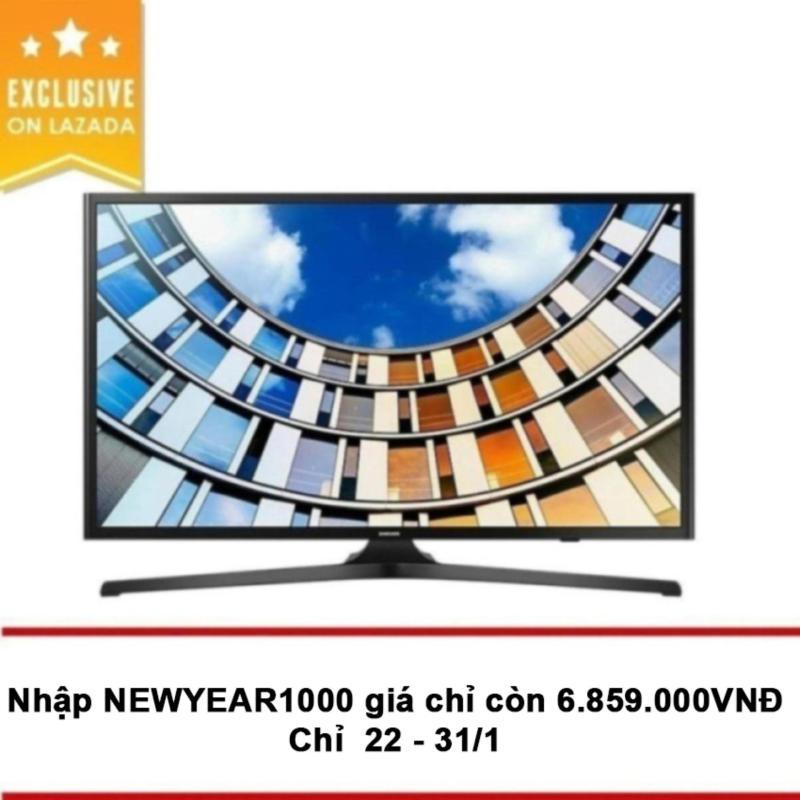 Bảng giá TV LED Samsung 43 inch Full HD - Model UA43M5100DK (Đen) – Hãng Phân phối chính thức