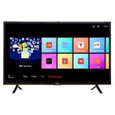 Smart TV LED TCL 32inch HD – Model L32S62 (Đen) – Hãng phân phối chính thức