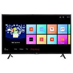 Smart TV LED TCL 40inch HD – Model L40S62 (Đen) – Hãng phân phối chính thức
