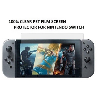 Có nên mua Ultra Clear Thin Film Screen Protector Anti-Blue Light for Nintendo Switch New – intl