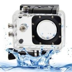 Giá Khuyến Mại Underwater Waterproof Housing Protective Case For Sj4000 – intl  Pilot universe technology