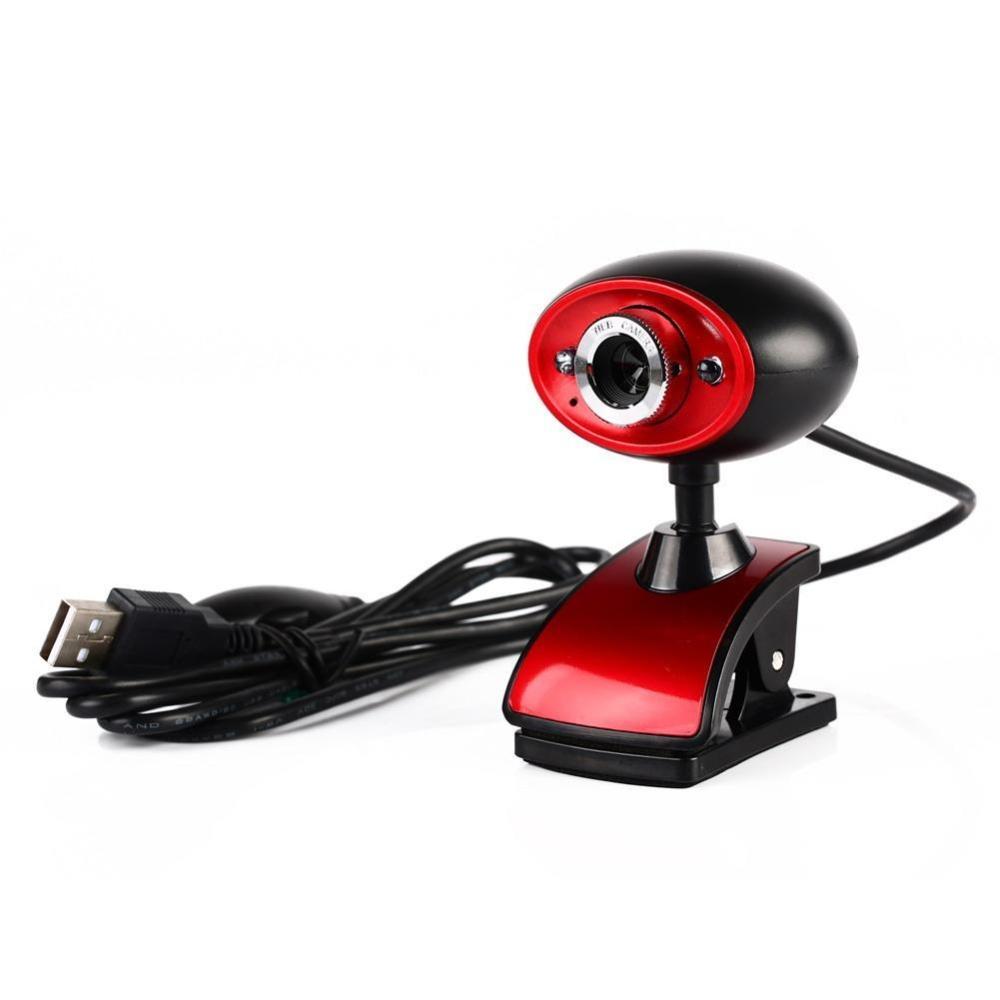 So sánh giá USB 16MP HD Webcam Camera with MIC for Computer PC Laptop (Black) Tại lotsgoods