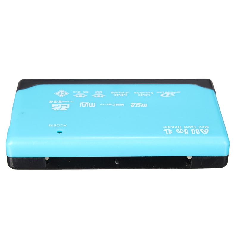 Bảng giá USB 2.0 All in One Multi Memory Card Reader Adapter SD/SDHC/CF/MS/SDXC/XD/TF/M2 - Intl Phong Vũ