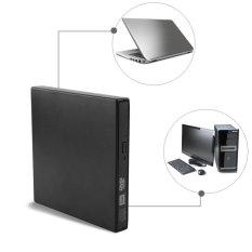 USB 2.0 External DVD/CD-RW Drive Burner Slim Portable Driver For Netbook MacBook Laptop Desktop – intl