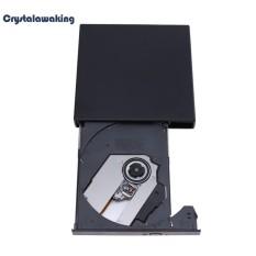 Ổ ghi CD-RW bên ngoài USB 2.0 CD DVD ROM Combo Writer cho PC Máy tính – intl