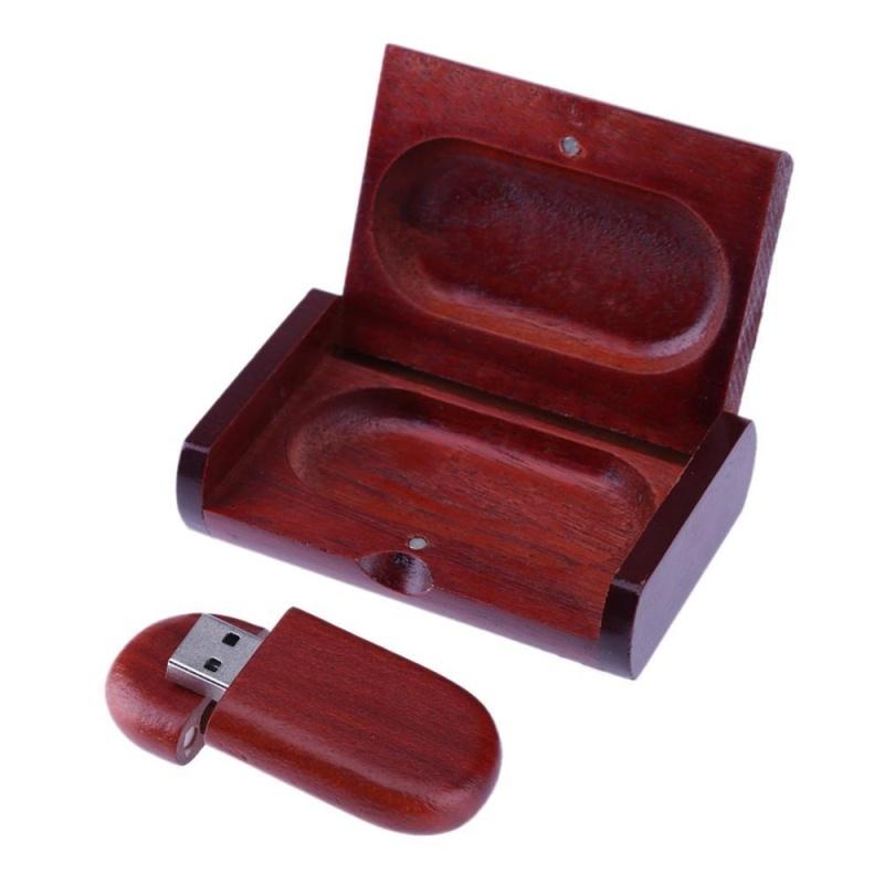Bảng giá USB 2.0 Rosewood Wooden Shell Flash Drive USB Memory Stick(Brown)-2G(With Box) - intl Phong Vũ