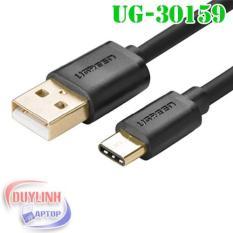 USB 2.0 to TYPE C 3.1, 28, 22AWG 1mét