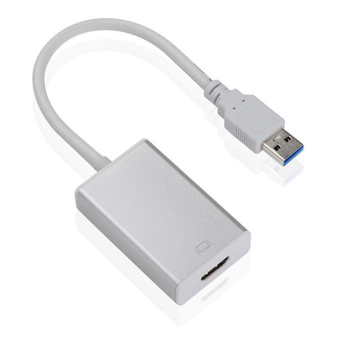 USB 3.0 / 2.0 Để HDMI HDTV Video Adapter Đối với Máy tính, TV, Máy tính xách tay & Máy chiếu (dc2542)