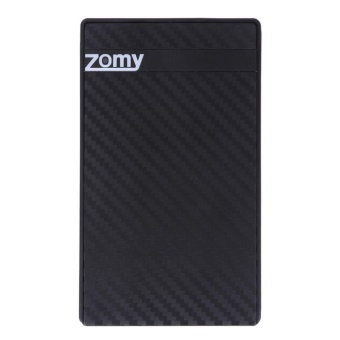 USB 3.0 HDD Hard Drive External Enclosure 2.5inch SATA HDD Case(Black) - intl