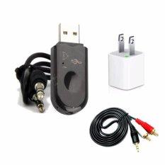 USB Bluetooth 810 cho loa thường thành loa không dây bluetooth