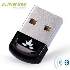 USB Bluetooth AVANTREE DG40S hỗ trợ 6 thiết bị, 2 tai nghe cùng lúc – A1453 (Đen)