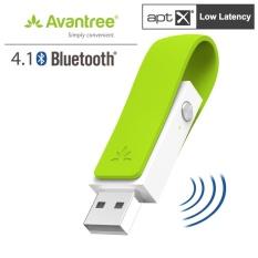 USB Bluetooth AVANTREE BTDG-50 hỗ trợ chuẩn aptX Low Latency âm thanh chất lượng cao độ trễ thấp (A1828 – Màu xanh)