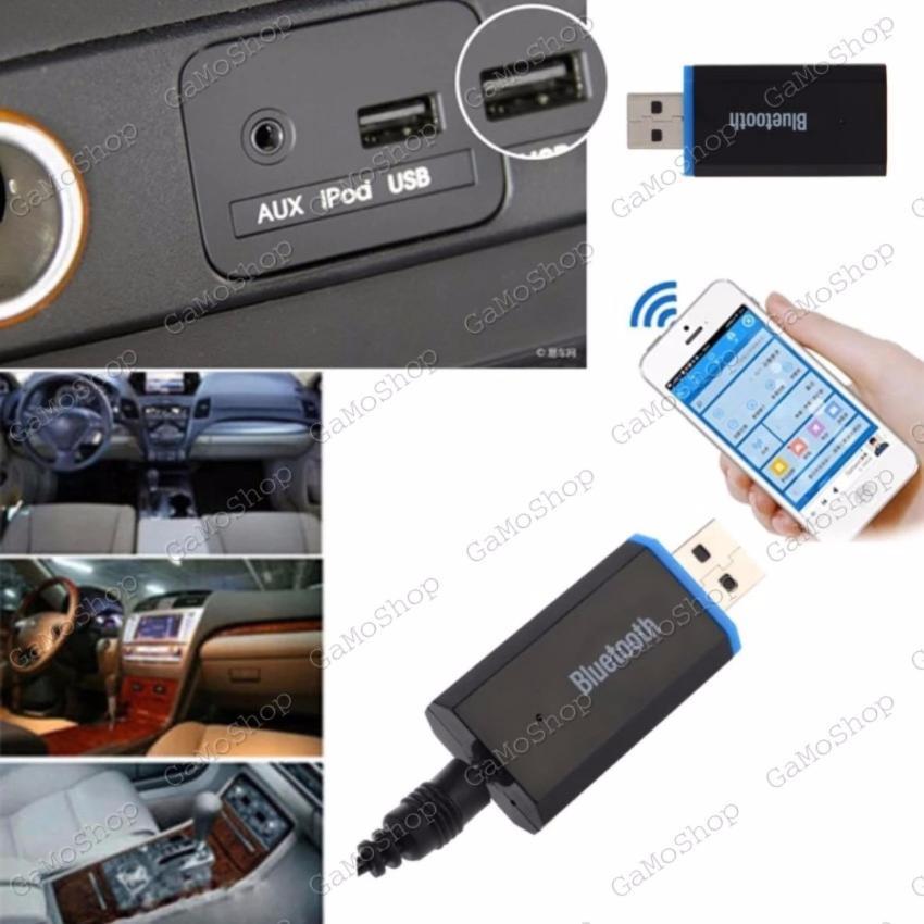 Usb Bluetooth Thế hệ 3 Âm thanh Stereo BTR118 Audio Receiver GamoShop
