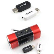 USB chuyển đổi tín hiệu Bluetooh màu trắng