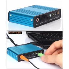 USB điều khiển âm thanh China Card Sound box 5.1 giá rẻ