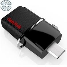 USB OTG Sandisk SDDD2 32GB (Đen) – Hãng phân phối chính thức
