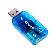 USB Ra Sound 2.1 Âm Thanh 3D Sound(Blue)