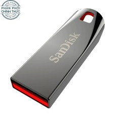 USB Sandisk CZ71 Cruzer Force 2.0 64GB (Xám) – Hãng phân phối chính thức