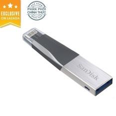 USB SanDisk iXpand™ Mini Flash Drive 32GB (Bạc) – Hãng phânphốichính thức