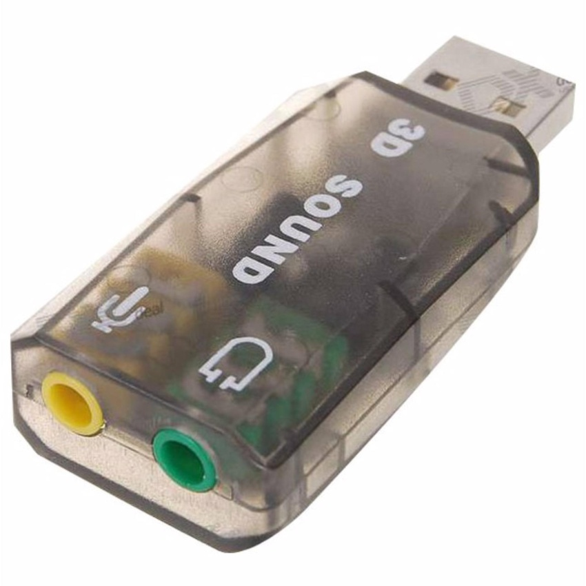 USB sound 3D 5.1
