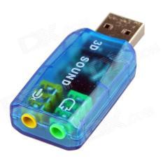 USB SOUND ÂM THANH 3D