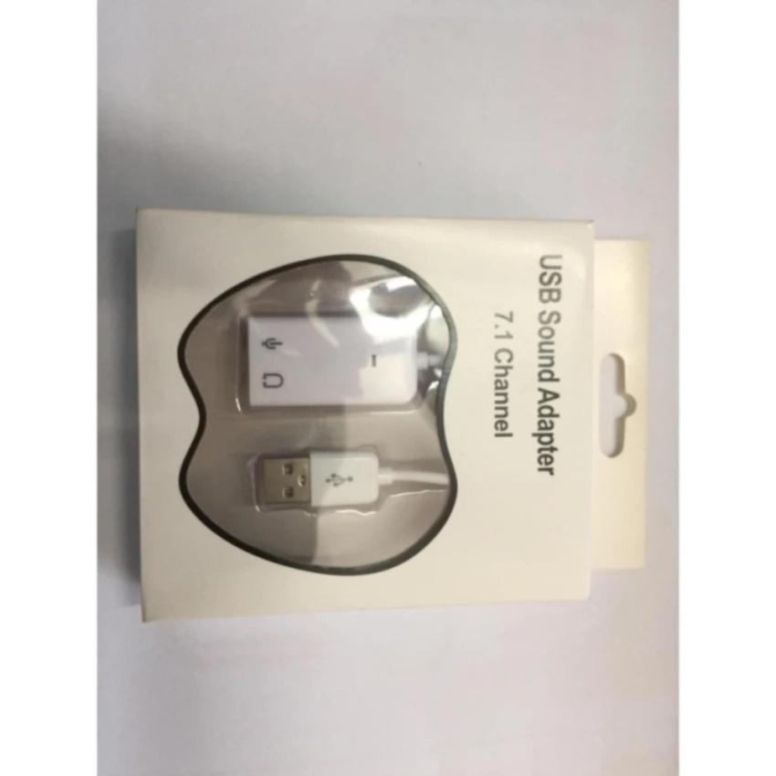 USB Sound cho laptop