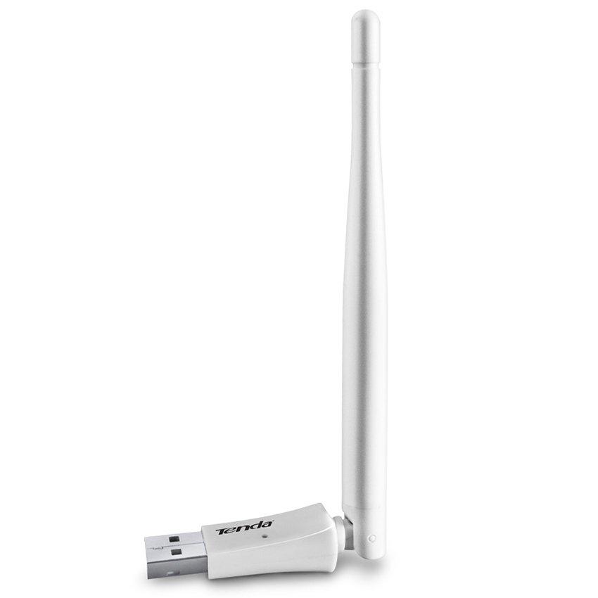 USB thu sóng Wifi TENDA W311MA (Trắng)