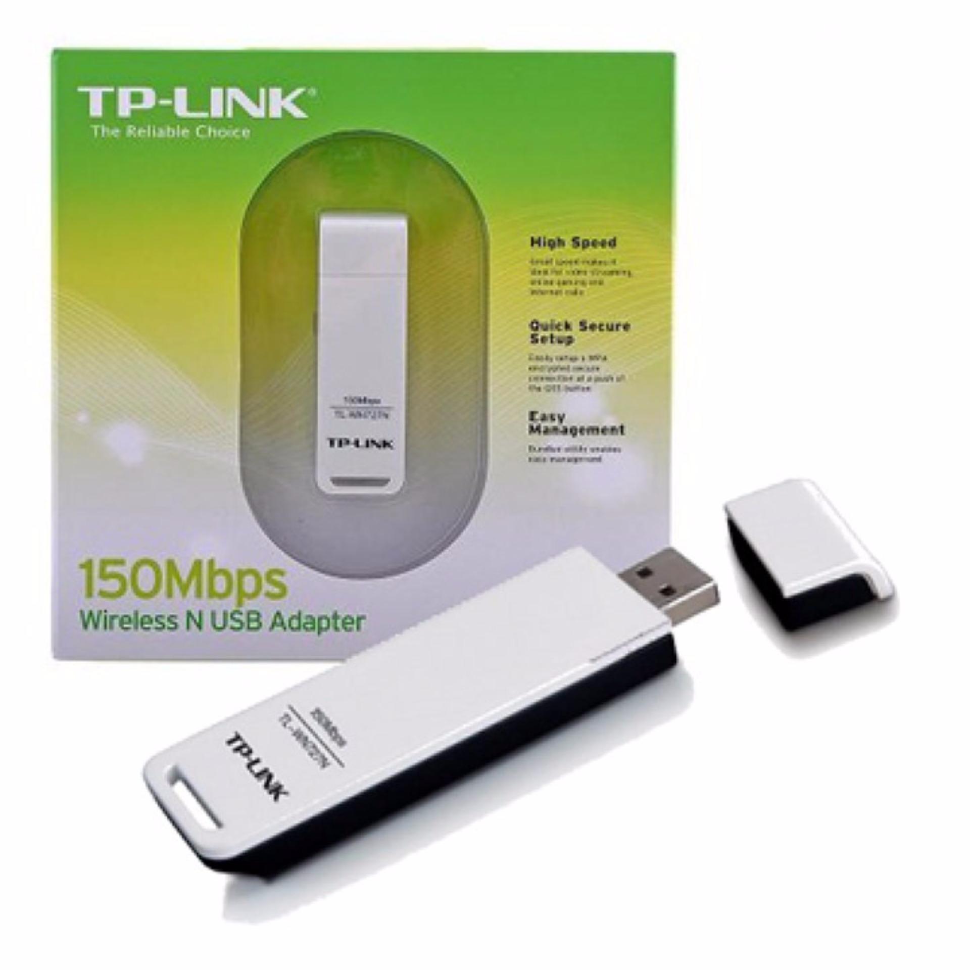 Usb thu sóng wifi TPLink TL-WN727N cho pc
