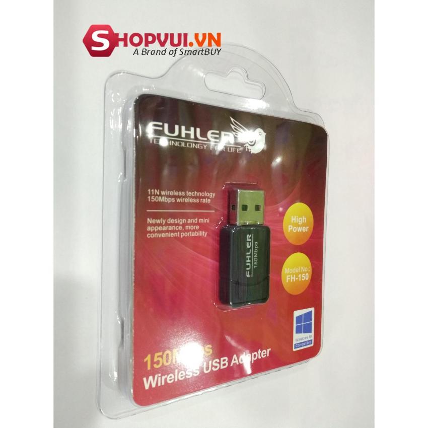 Hình ảnh USB thu wifi Fuhler (FH-150) tốc độ 150Mbps