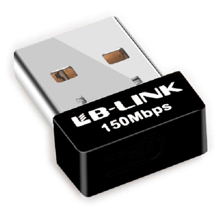 Bảng Giá Thiết bị USB thu wifi LB-LINK BL-WN151 Nano nhỏ gọn (Đen) Tại Do Choi PC (Hà Nội)