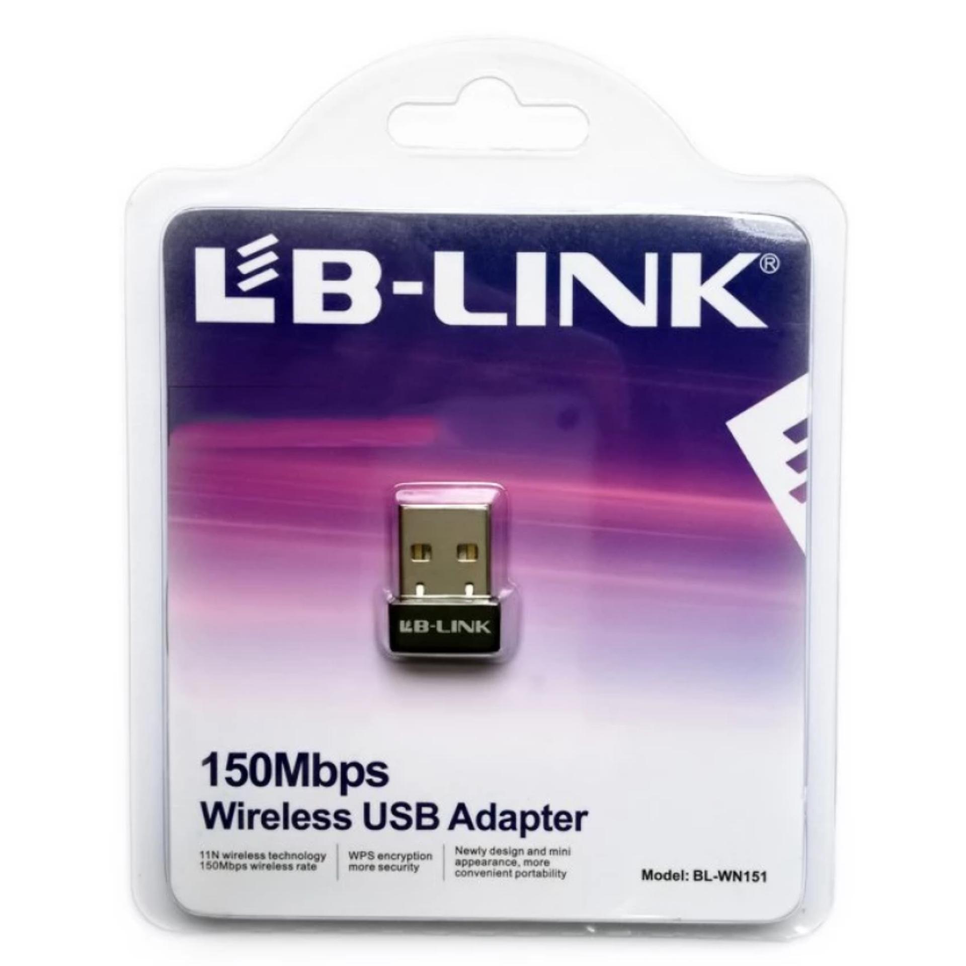 So sánh giá Repeater wifi – Usb thu wifi siêu nhỏ LB-LINK BL-WN151 Nano (Đen) Tại Do Choi PC (Hà Nội)