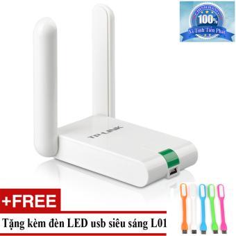 Chỗ bán USB Thu WiFi TP-Link TL-WN822N + Tặng đèn LED usb mã L01