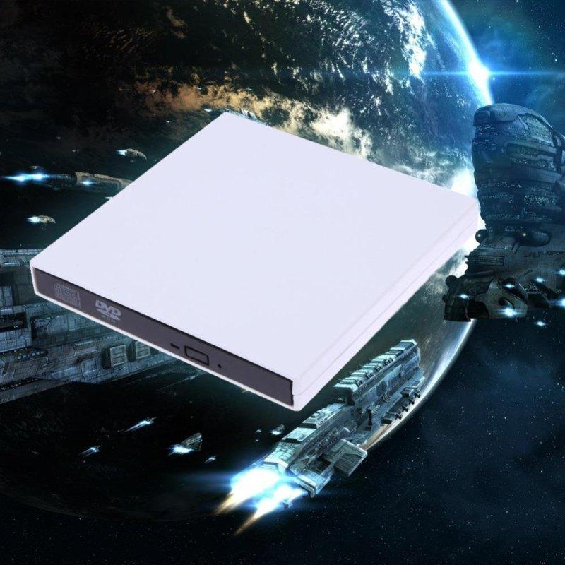 Bảng giá USB2.0 Optical External DVD Combo CD-RW ROM Burner Drive CD RW DVD ROM for PC Mac Laptop Netbook - intl Phong Vũ
