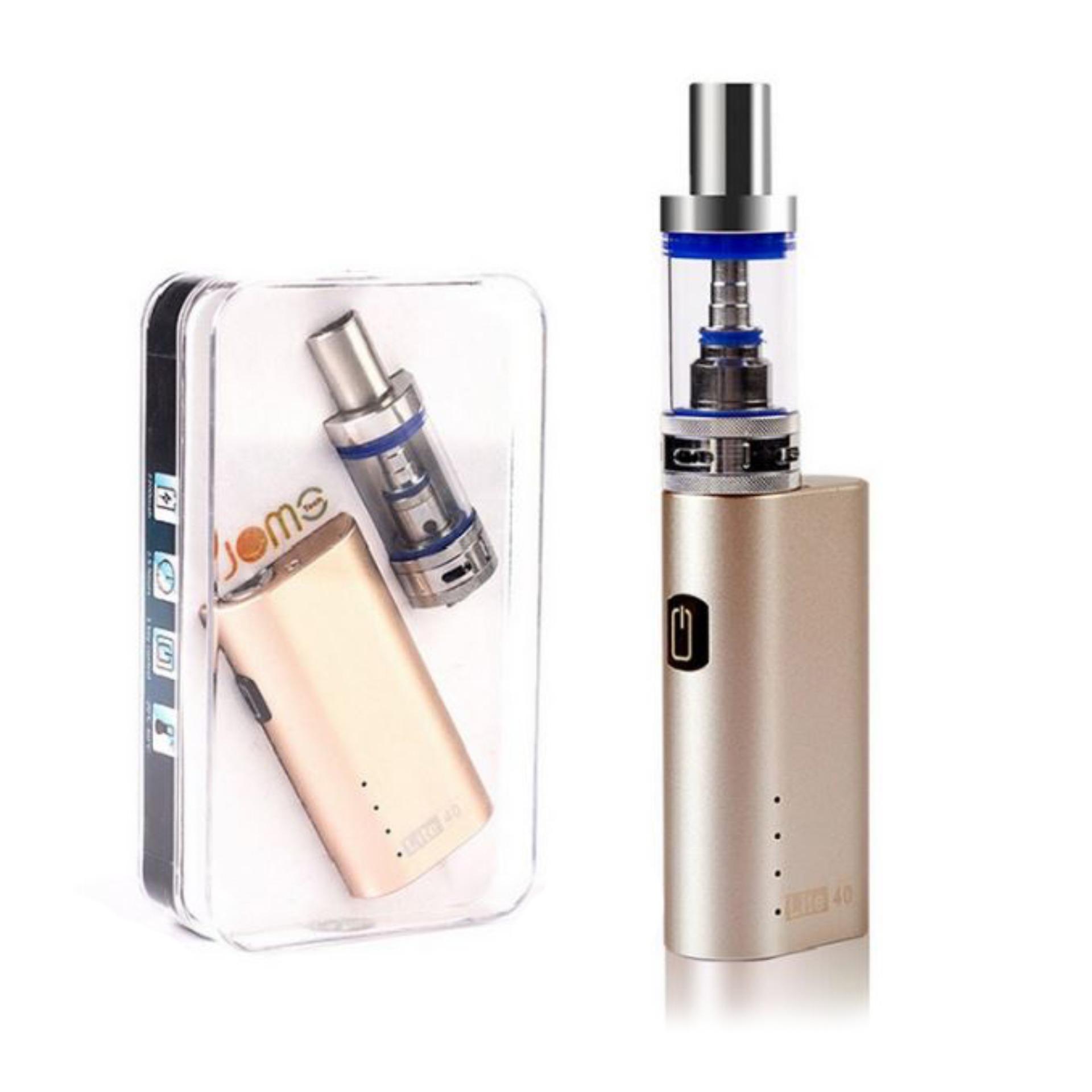 Vape kit Jomo Lite 40w – Bộ sản phẩm chất lượng giá rẻ 2018