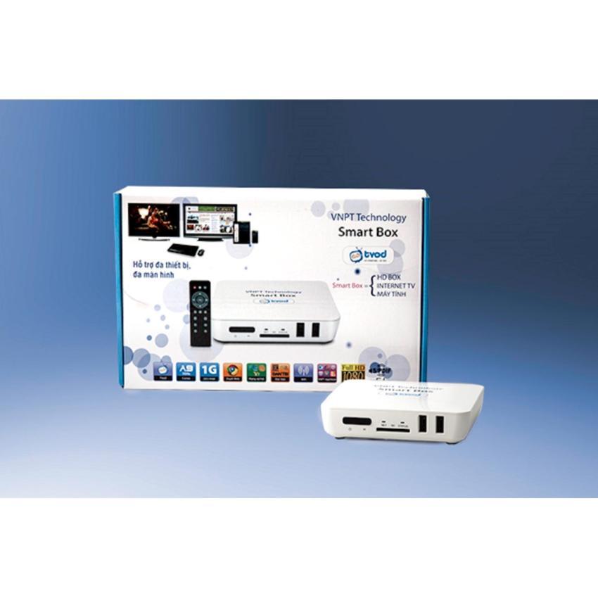 VNPT SmartBox 2 - Thiết bị giáo dục giải trí cho gia đình