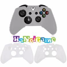 Vỏ bọc silicone tay cầm Microsoft Xbox One (Trắng)