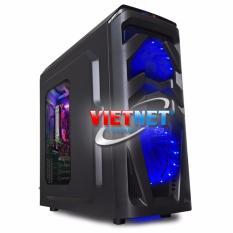 Giá KM Vỏ case game Vision VSP 3602 cho máy tính siêu chất, to, xịn