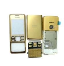 Vỏ cho điện thoại NOKIA 6300 (Vàng)