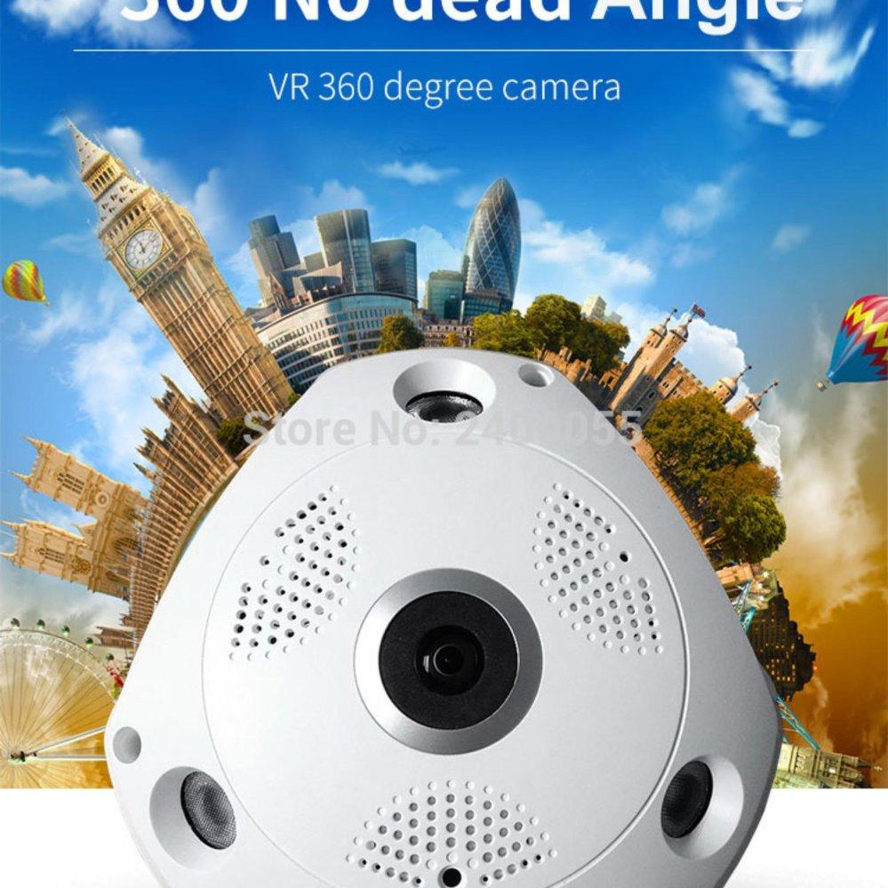 VR CAM 3D – PANORAMIC CAMERA