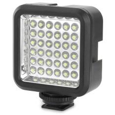 WanSen W36 4 wát 36-ĐÈN LED Camera Video Ánh Sáng cho Canon/Nikon-Đen-quốc tế
