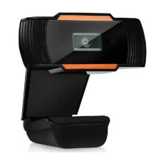 Webcam 360 có micro (đen) (Quốc Tế)