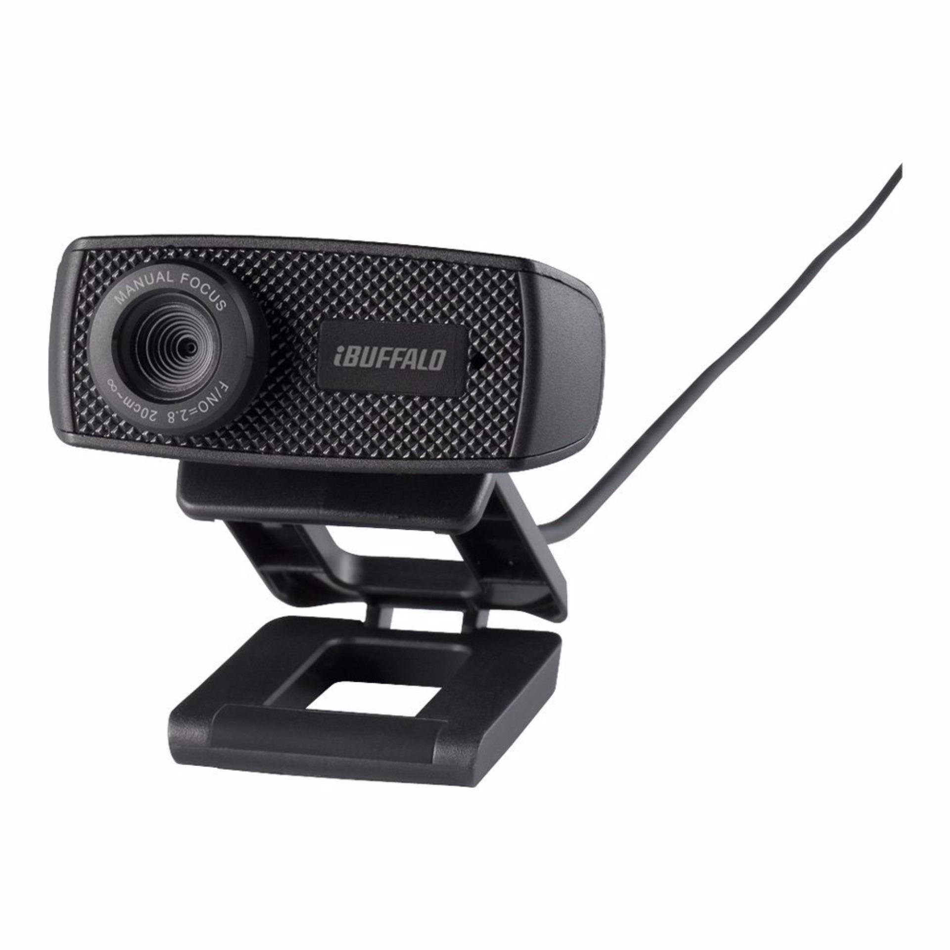 Mua Webcam cho máy tính HD720p iBuffalo BSWHD06M ở đâu tốt?