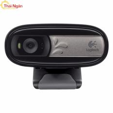 Webcam Logitech C170 (Đen) – Hãng phân phối chính thức