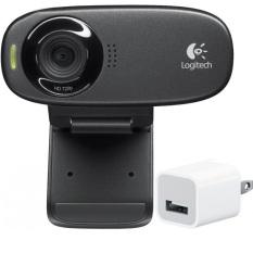 Webcam Logitech C310 chuẩn HD và tặng Cốc sạc – Hãng phân phối chính thức