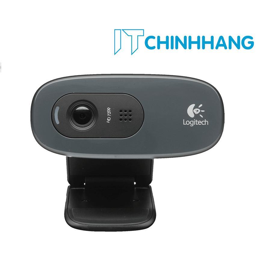 Giá Webcam Logitech HD C270 – HÃNG PHÂN PHỐI CHÍNH THỨC Tại IT Chính Hãng Offical Store