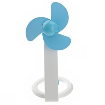 Welink Foldable USB Powered Mini Electric Fan (Color:AsFirstPicture) - intl