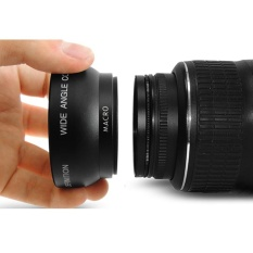 Wide 0.45 Macro Conversion lens 58mm – Japan optic