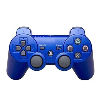 Wireless Bluetooth BT 3.0 Dualshock Gamepads Joystick For Sony PS3 intl - intl